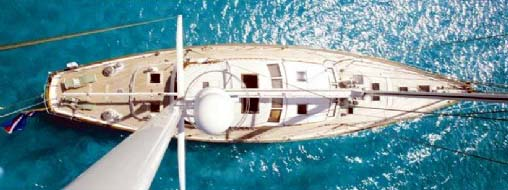92 palmer johnson sailing yacht pegasus ii for sale