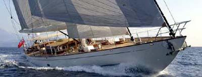 Sailing yacht construction