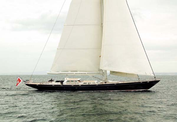 151 Jongert Sailing Yacht Wellenreiter for Sale