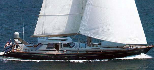 115 Valdettaro Sailing Yacht TITAN XIV for Sale