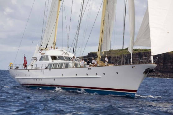 All ocean sailing yachts for sale 126 sailing yacht for Ocean yachts 48 motor yacht for sale