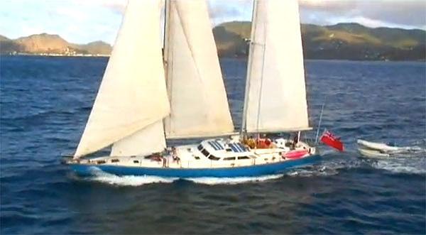 Ocean 80 Sailing Yacht Taboo | All Ocean Sailing Yachts for Sale