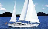 88 Sparkman and Stephens sailing yacht