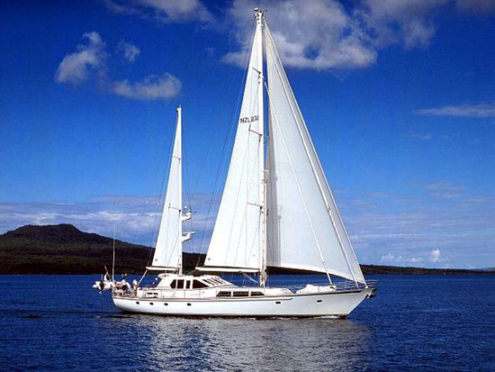 Sailing Yacht for Sale Brooke Pacific Eagle
